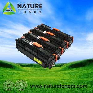 Color Toner Cartridge for HP CC530A, CC531A, CC532A, CC533A