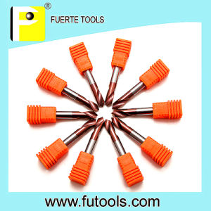 2 Flutes Tunsten Carbide Spot Drill for Metal Drilling pictures & photos