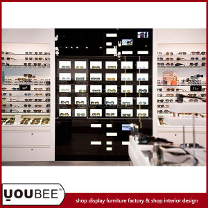 b5a3c0bffe41 China Wooden Eyewear/Sunglass Display Fixture/Cabinet for Retail Shop  Decoration - China Eyewear Display Showcase, Eyewear Display Fixture
