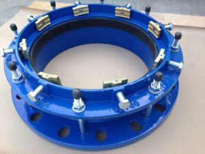 Flange Adaptor for PE/PVC Pipe (bigger than DN300) pictures & photos