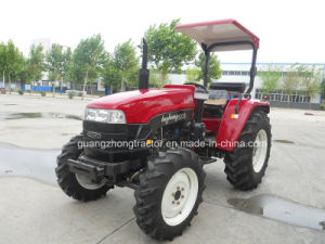 Luzhong554, Lz504 Farm Wheel Tractor, 50-55HP pictures & photos