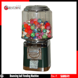 Small Gumball Vending Machine pictures & photos