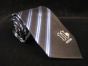 100% Silk/Polyester Custom Logo Tie pictures & photos