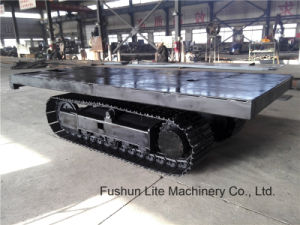 10 Tons Crawler Chassis for Mining Machinery