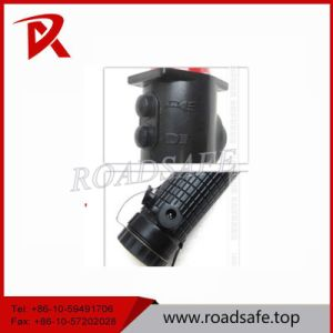 ABS Material 45cm 54cm Flash Traffic Baton pictures & photos