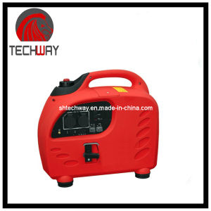 2800W Gasoline Digital Inverter Generator pictures & photos