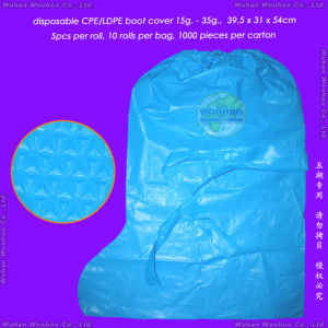 Disposable Water-Resistant Boot Cover pictures & photos