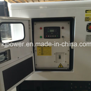 10kVA Electric Start Silent Generator with Perkins Diesel Engine pictures & photos