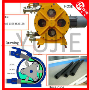 Hose Pump for Concrete, Foma Concrete pictures & photos