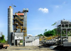 Roady Brand High Quality Stationary 200tph Asphalt Mixing Plant