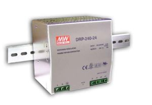 240W DRP-240 Singel Output Industrial DIN Rail Power Supply