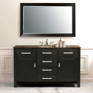 Most Stylish Solid Bathroom Vanity with Classic Design pictures & photos