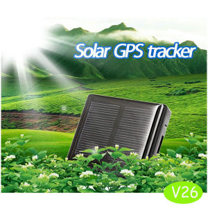 Solar Power Charging GPS Tracker for Livestock (V26) pictures & photos