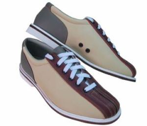 Amf Sytle Leather Bowling Shoes pictures & photos