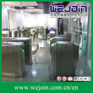 Electric Turnstile Counter Turnstile Full Automatic Turnstile Pedestrian Turnstile, Access Control System pictures & photos