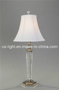 Modern Glass Table Lamp with UL Certificate (CTD429)