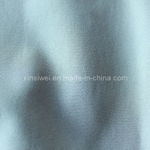 Top Grade Fabric/Stretch Polyester Fabric (T400) for Dust Coat (SLT14007) pictures & photos