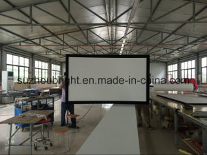 Fixed Frame Screen HD Home Theater Projector Screen