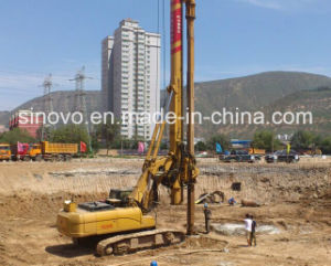 Original Caterpillar TR250D Rotary Drilling Rig for Construction Piles pictures & photos