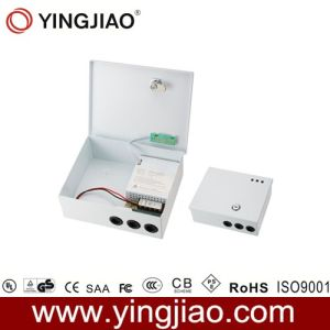 12-36W CCTV Box Camera Power Supply with CE pictures & photos