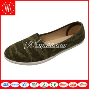Summer/Spring Casual Ladies Canvas Leisures Shoes