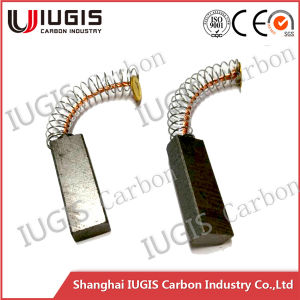 Carbon Brush and Holder for Vacuum Cleaner, Motor Parts pictures & photos