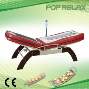 Pop Relax Thermal Jade Massage Bed Manual Recline Pr-B002b