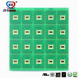 Npth Single-Sided PCB with 4 Mil Line Spacing / Line Width