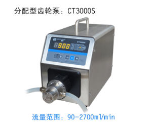 Intelligent Dispensing Micro Gear Dosing Pump 15-2700ml/Min pictures & photos