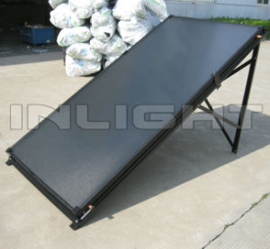 High Quality Black Chrome Coating Solar Water Panel Supplier pictures & photos