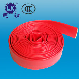 High Strength Fabric PU Fire Hose pictures & photos