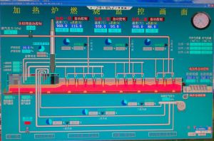 Heat Treatment Furnace Control System