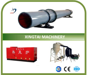 Pellet Machine Use, 22m Length, 7.5kw, Feed Rotary Drying Equipment pictures & photos