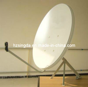 Ku band 90cm Satellite Antenna with SGS Certification pictures & photos