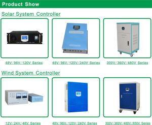 120V-80A Industrial System Solar Battery Charge Controller pictures & photos