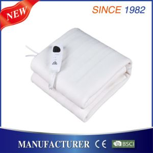 100% Polyester Electric Bed Warmer with Over Heat Protection pictures & photos