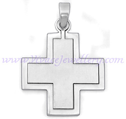 Magnetic Stainless Steel Pendant (SL-264)