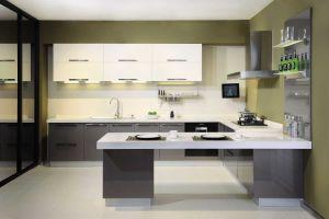 China Bmw Gray Shine Kitchen Cabinet
