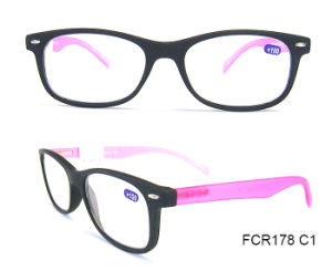 Trendy and Plastic Italy Design Reading Glasses pictures & photos