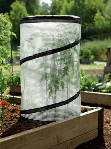 Onlylife Factory Pop Up Greenhouse Net Plants Cover