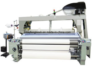 Dobby Shedding Water Jet Weaving Loom Textile Machine with Etu&Elo pictures & photos