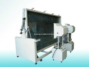 Large Screen Frame Exposure Machine with Two Expose Light pictures & photos