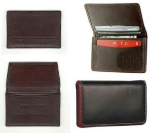 Leather Fashion Card Holder (CH12004)