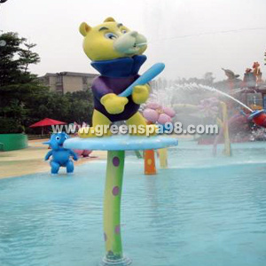 Cat Spray for Water Park, Aqua Play Equipment pictures & photos