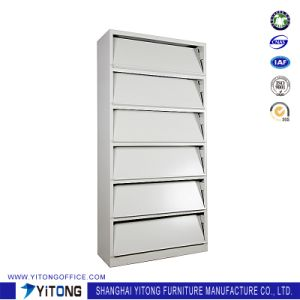 Yitong Magazine Rack Metal Storage Cabinet / Office Use Steel File Cabinet pictures & photos