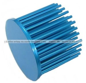 Aluminium Die Casting Part for LED Heatsinks