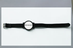 Woven Fabric RFID Watch for Sports Lovers