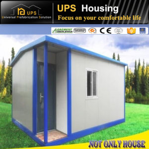 Excellent Fireproof Steel Frame Prefabricated House for Hotel pictures & photos