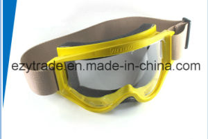 Ce En166 PVC Lens in Safety Goggle for Lab