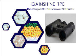 Gainshine Wearable TPE Material for ABS&Telescope Encapsulation